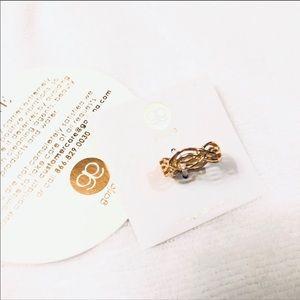 Gorjana Mesa Gold Ring